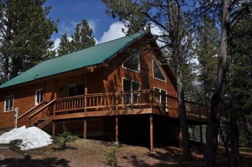 Trailshead Cabin - close to snowmobiling! - Image 1 - Lead - rentals