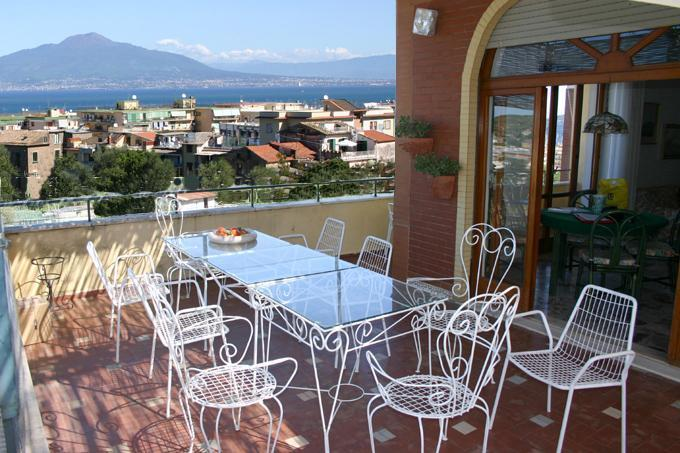 Carlo apartment - Image 1 - Sorrento - rentals