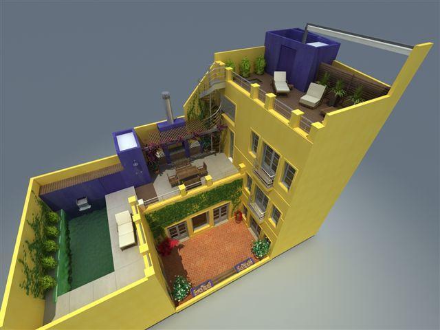 Casa Gorriti- Palermo Soho's trendiest rental - Image 1 - Buenos Aires - rentals