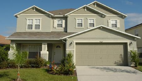 Luxury 5 Bed Home, Liberty Village near Disney - Image 1 - Kissimmee - rentals