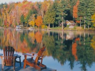 Camp Sunrise, Adirondack Cottage - Image 1 - Saranac Lake - rentals