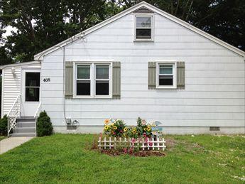 Perfect House with 2 Bedroom & 2 Bathroom in Cape May (Paradise on Pacific 102038) - Image 1 - Cape May - rentals