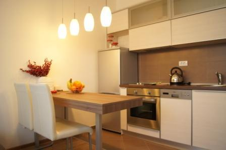 Kitchen - Republic Square - Apartment - Belgrade - rentals