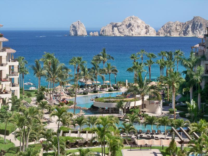 View from our Terrace - Gorgeous 2 bedroom 3 bath Villa in Cabo San Lucas - Cabo San Lucas - rentals