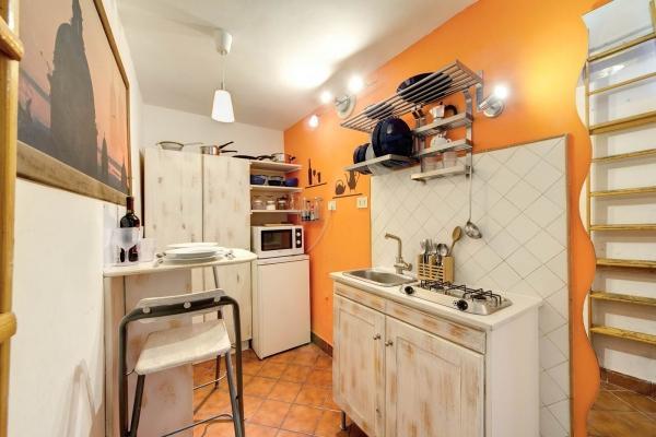 CR319g - Il Nido - Image 1 - Rome - rentals