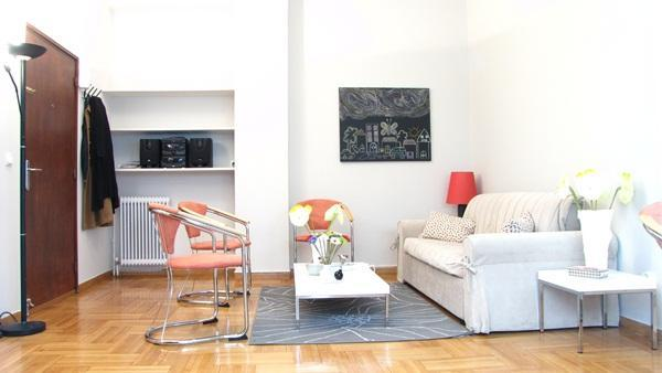 Lovable Experience 8 - Next to Hilton Hotel - Image 1 - Athens - rentals