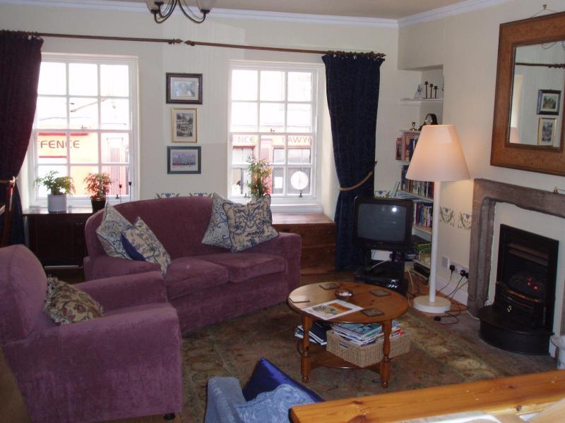 sitting room - Candlemaker Row - Edinburgh - rentals