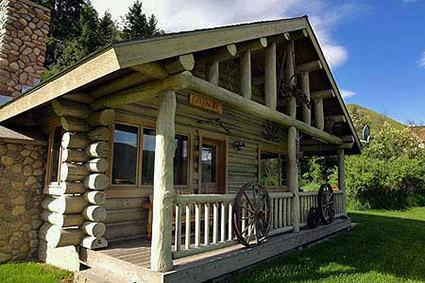 Granite Cabin - Granite Cabin at Rye Creek Lodge - Darby - rentals