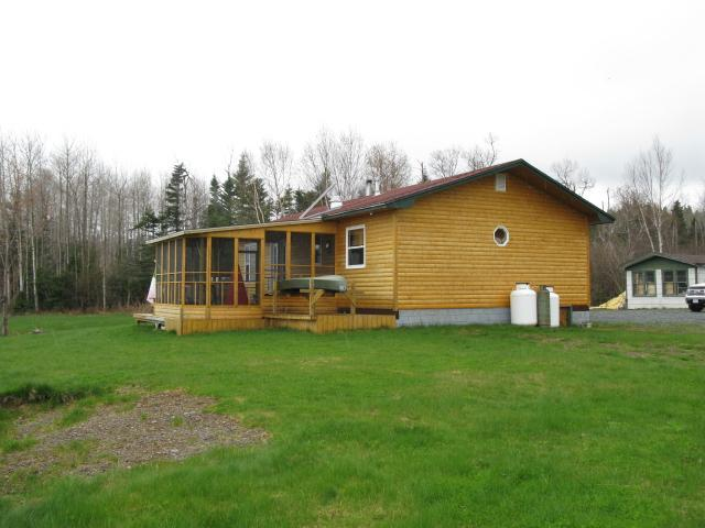 side view - Gander Lake -  Luxury 1200 sq ft Cottage for rent - Gander - rentals