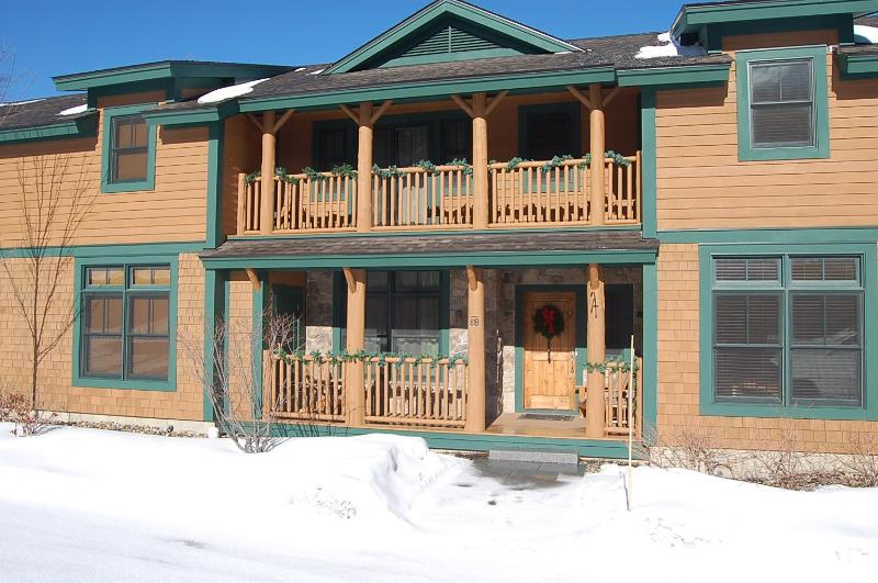 TreeTop - 3 BR/Bth Townhouse/Condo Grt loc. Stratton Mtn. VT - Stratton Mountain - rentals