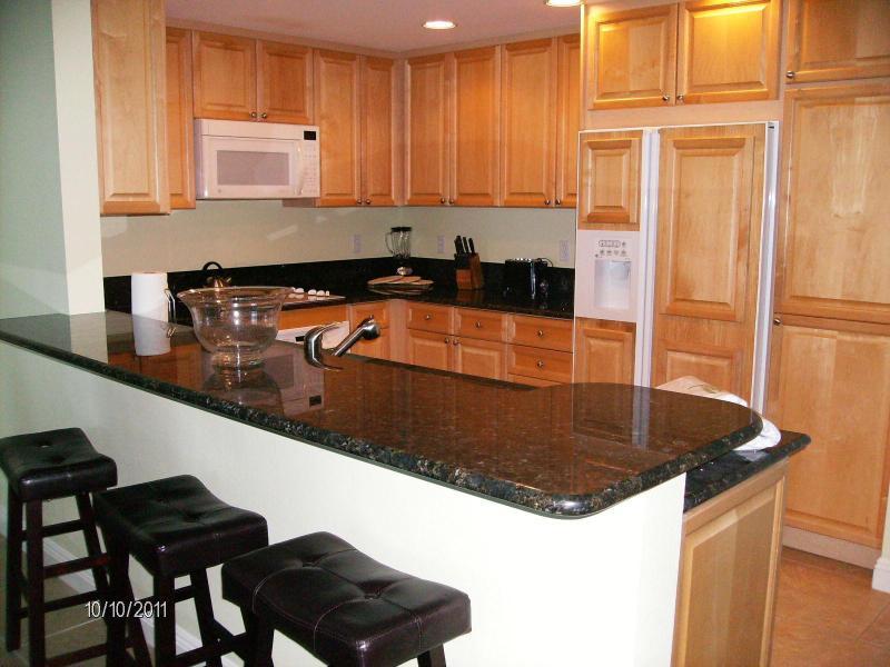 Fully Stocked Kitchen - Portofino Tower 1 Skyhome 908 - Pensacola Beach - rentals