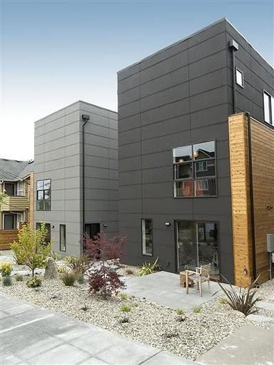 modern eco architectural - Modern Architectural - 3br / 2.5ba parking / Walli - Seattle - rentals