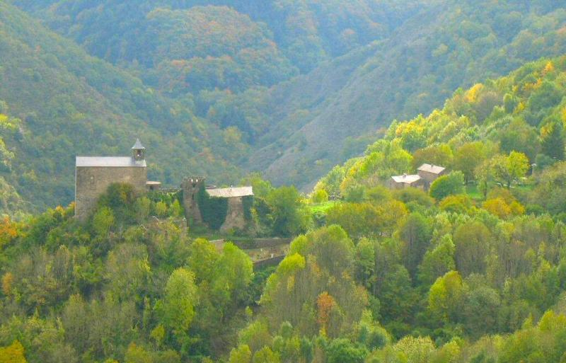 The village of Blanc - Secluded houses in rural south France - Peux-et-Couffouleux - rentals