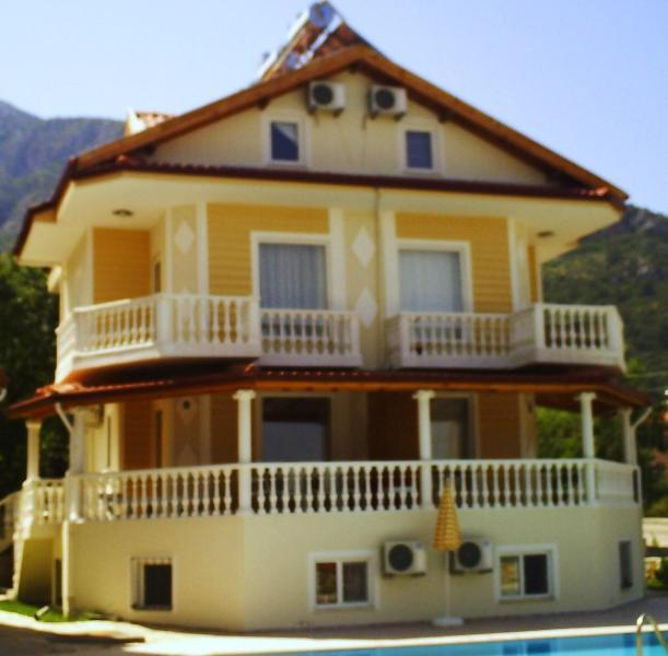 Oscar C4 apartment - bottom left - Contemporary luxury duplex apartment in Ovacik - Ovacik - rentals