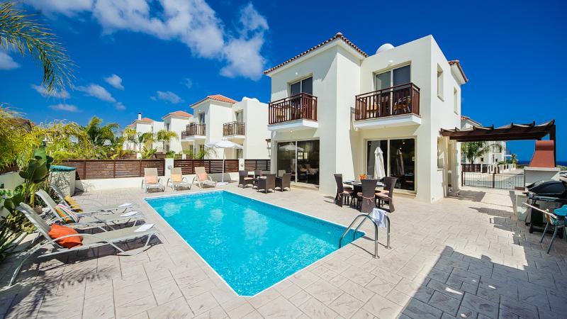 Oceanview Villa 018 - close to amenities & beach - Image 1 - Famagusta - rentals