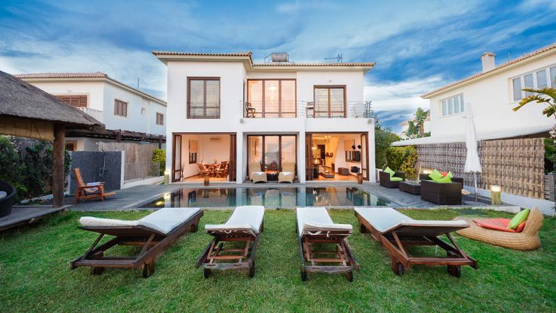 Oceanview Villa 038 - Stunning Sea Front villa - Image 1 - Kapparis - rentals
