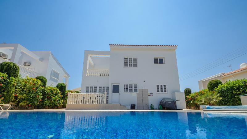 Oceanview Villa 056 - Stunning Sea Views & WiFi - Image 1 - Famagusta - rentals