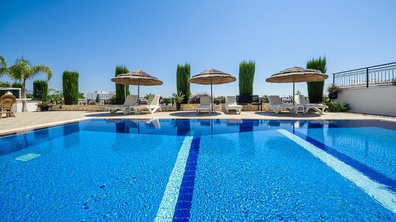 Oceanview Villa 178 - spacious with sea views - Image 1 - Protaras - rentals