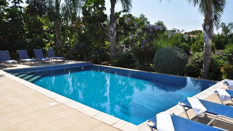 Oceanview Villa 022 - sleeps 10 spacious gardens - Image 1 - Protaras - rentals