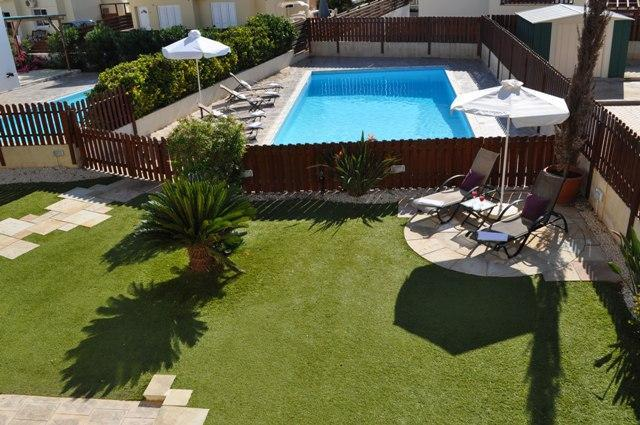 Oceanview Villa 040 - 3 bed with secure pool area - Image 1 - Famagusta - rentals