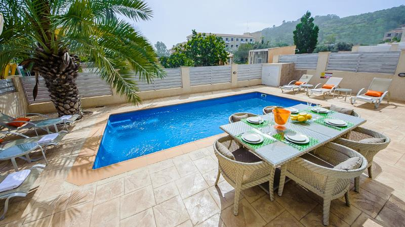 Oceanview Villa 065 - 3 bed with roof-terrace - Image 1 - Protaras - rentals