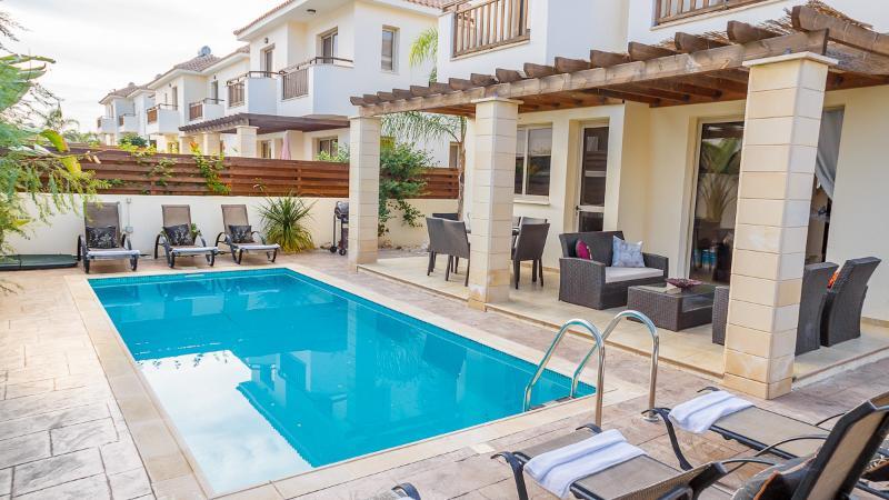 Oceanview Villa 154 - close to amenities & beach - Image 1 - Famagusta - rentals