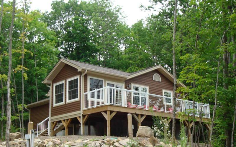 Beautiful cottage  at Blue Water Acres Resort - Image 1 - Huntsville - rentals