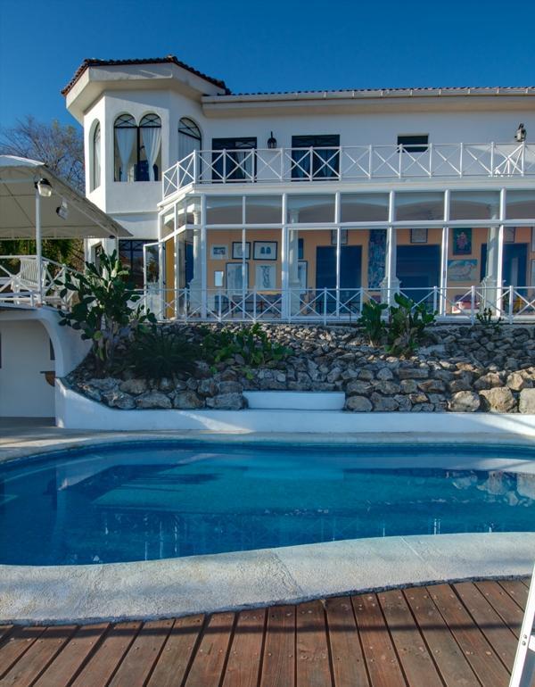 The mansion, Casa Francis - Casa Francis, eclectic mansion in Playa Ocotal - Playa Ocotal - rentals