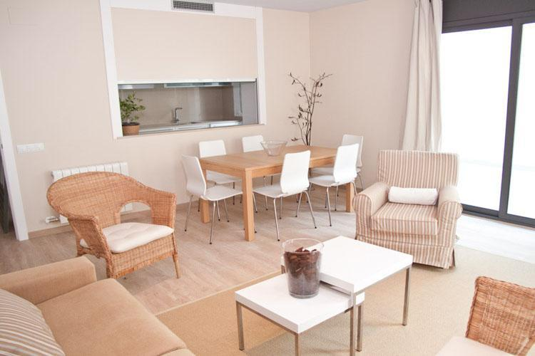 SUBUR PATIO apartment in Sitges - Image 1 - Sitges - rentals