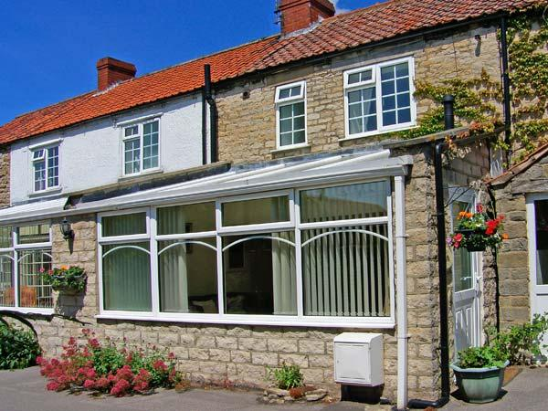 BAY COTTAGE, pet friendly, character holiday cottage, with a garden in Wrelton, Ref 8458 - Image 1 - Wrelton - rentals