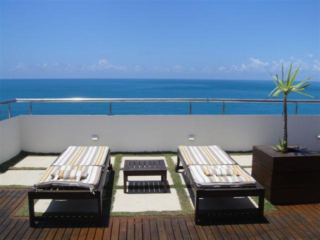 What a view - Amazing Panoramic Seaview, Penthouse, Salvador BA - Salvador - rentals