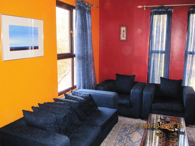 Living Room - Lavington 3 Bed Chic Apartment - Nairobi - rentals