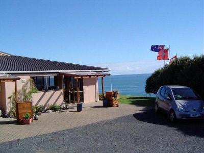 View from Car park - Carneval Ocean View B&B - Mangonui - rentals