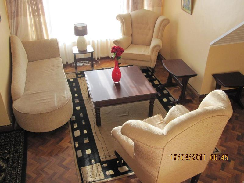 Living Room - THE JUNCTION MALL APARTMENT NO 1 - Nairobi - rentals