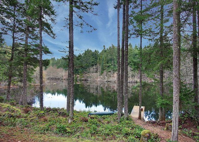Recently renovated home on Lake!!  - (Fish Hook Lake House) - Image 1 - Friday Harbor - rentals