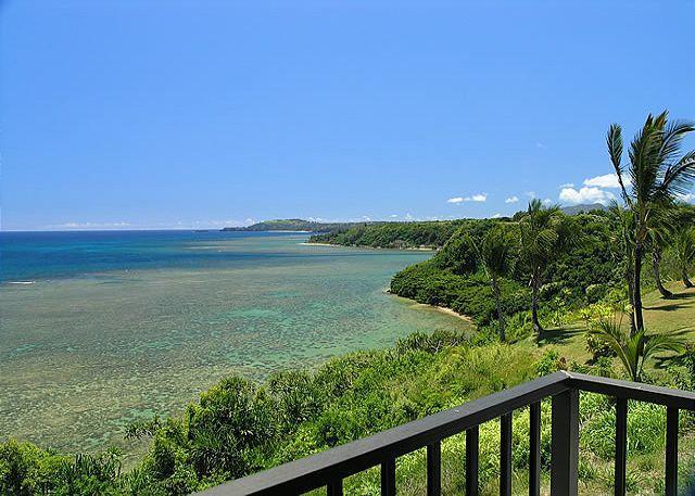 Sealodge G7: Oceanfront views, top floor - Image 1 - Princeville - rentals