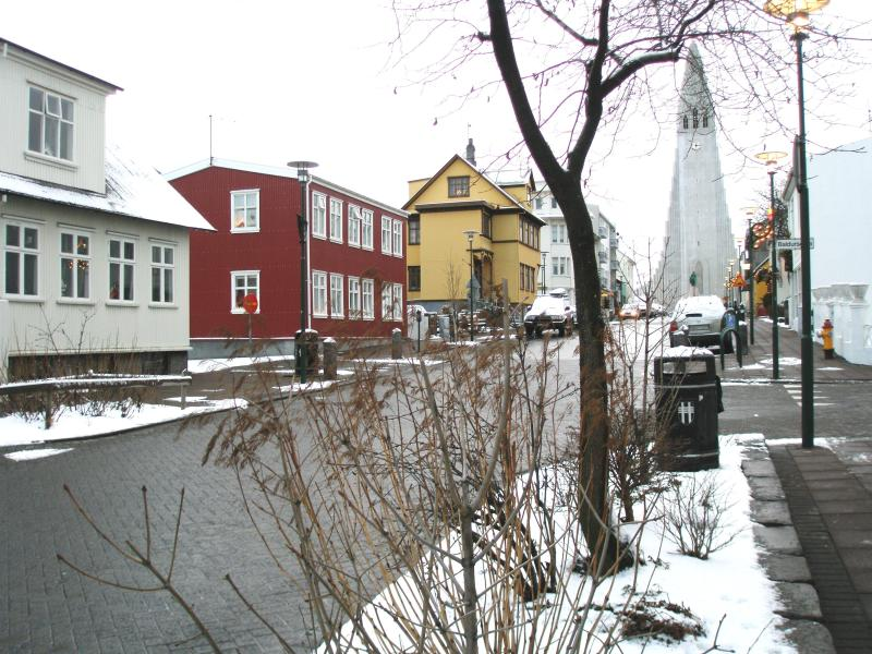The Red House - The Red House Holiday Flat Lower. Includes WiFi! - Reykjavik - rentals