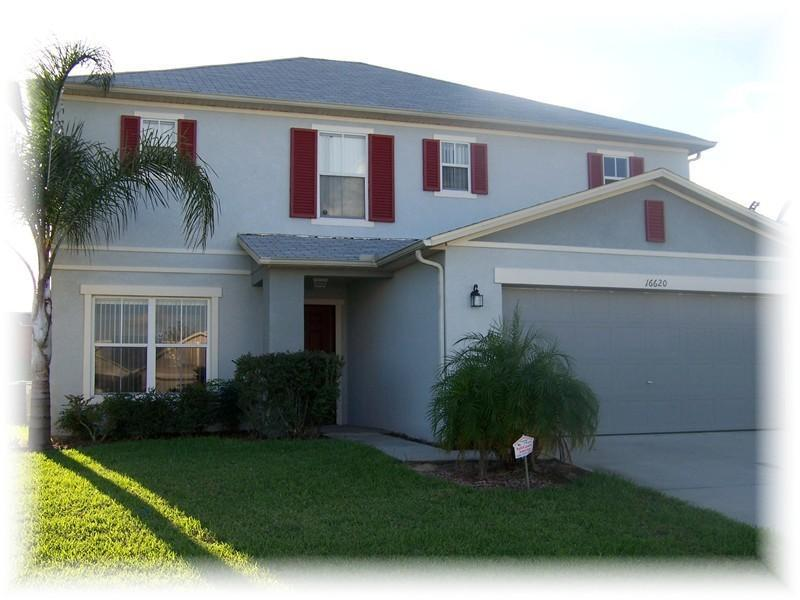 Street view - Spacious 4 bedroom with pool/spa, close to Disney - Clermont - rentals