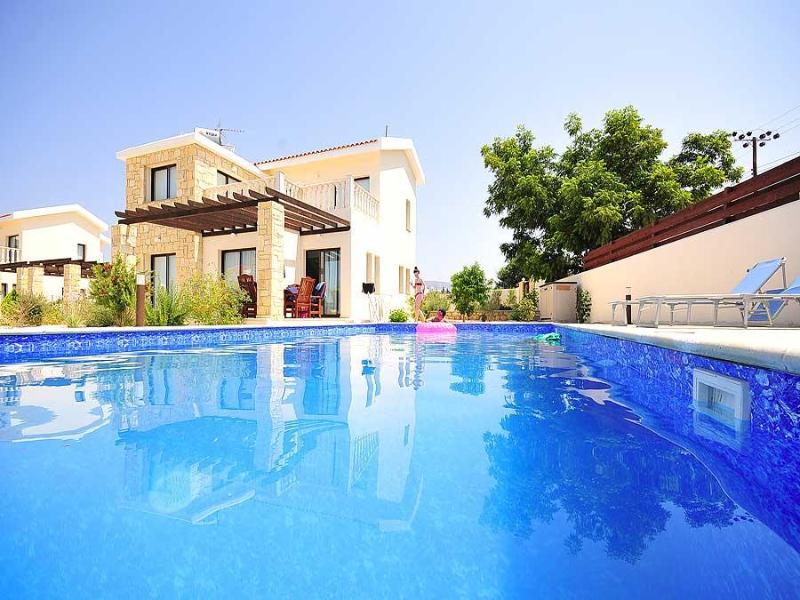 Luxury Villa In The Heart Of Coral Bay Village - Image 1 - Paphos - rentals