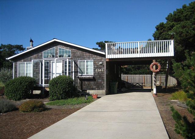 Kaminski - Kaminski House--R458 Waldport Oregon Vacation rental - Waldport - rentals