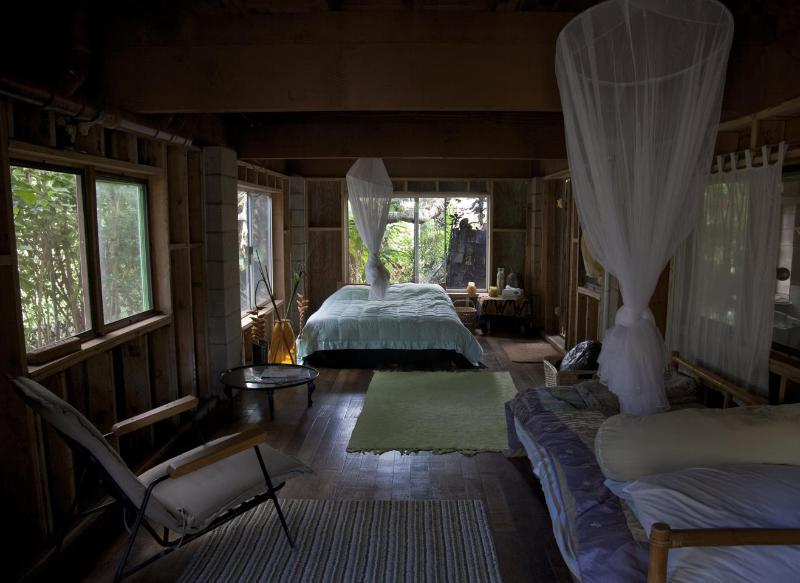 downstairs room - Haleiwa Slow Food/Yoga  Bed & Breakfast - Haleiwa - rentals