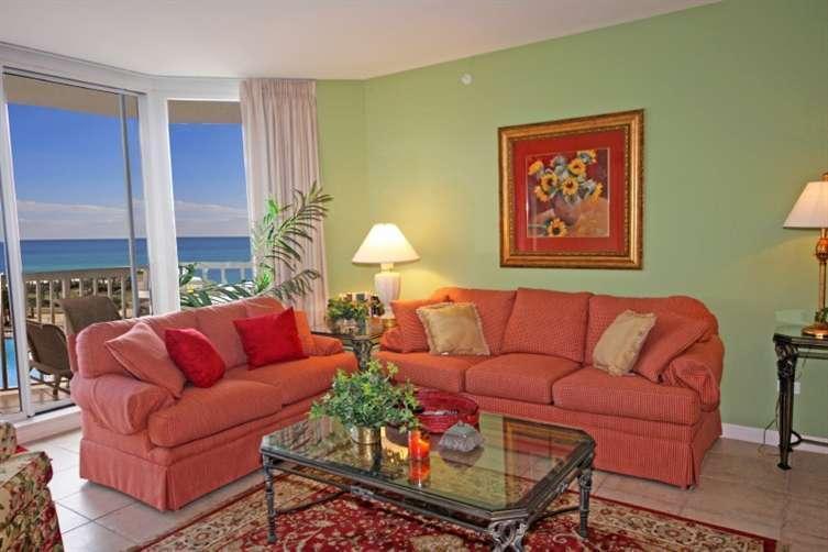 Silver Shells St Croix 602 2-Bedroom,  Ocean Front - Image 1 - Destin - rentals