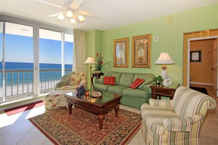 Silver Beach Towers 2BR/2BA Gulf Front Luxury - Image 1 - Destin - rentals