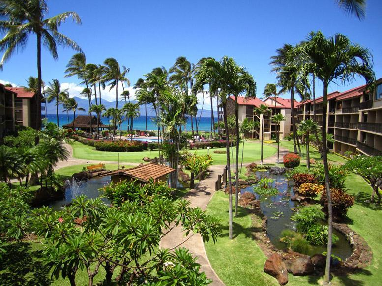 Papakea has 13 acres of Tropical Splendor - July Special $99/nt Papakea King Luxury OV Studio - Lahaina - rentals