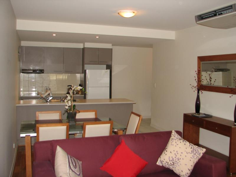 Lounge Kitchen Area - Luxury Escape in Adelaides East End - Adelaide - rentals
