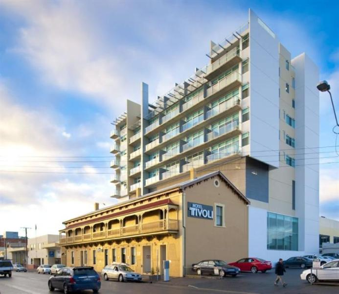 The building - Luxurious Stay on Pirie St - Adelaide - rentals