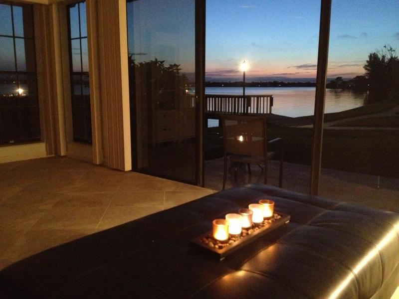 Cosy evening - Port St Lucie Waterfront Villa (Club Med, WIFI) - Port Saint Lucie - rentals