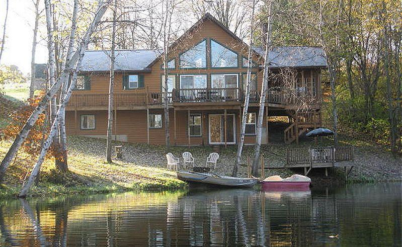 The Lakeside Haven Home - Image 1 - Tomah - rentals