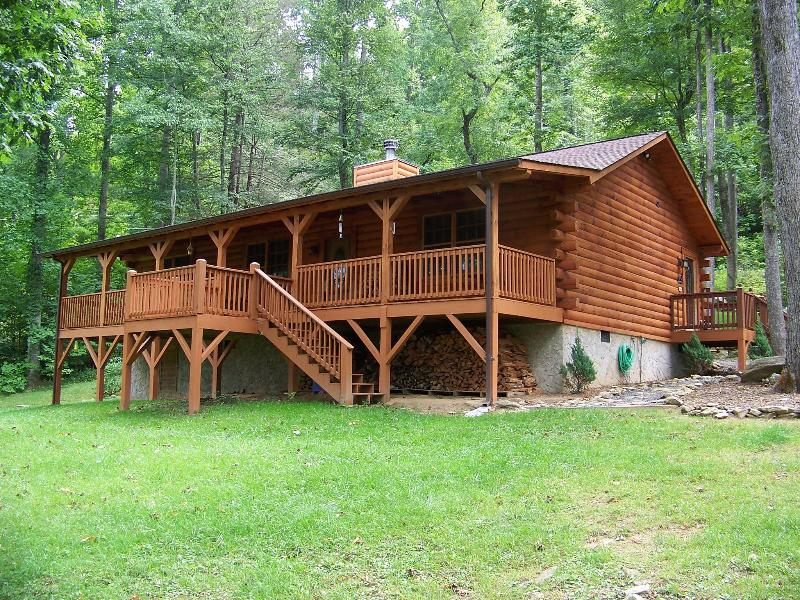 Cataloochee Mountan Cabin - Cataloochee Mountain Cabin/ Great Smokey Mountains - Waynesville - rentals