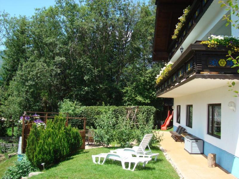 Sunny, idyllic position - Apartment Aineck in Haus Bellevue - Saint Michael im Lungau - rentals